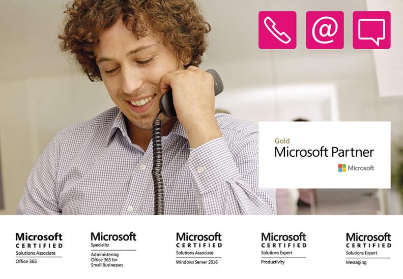 Office 365 Azure Co Aus Deutschen Rechenzentren Telekomcloud